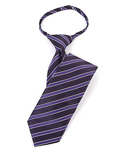 17 Inch Zipper Ties (Boy's 17