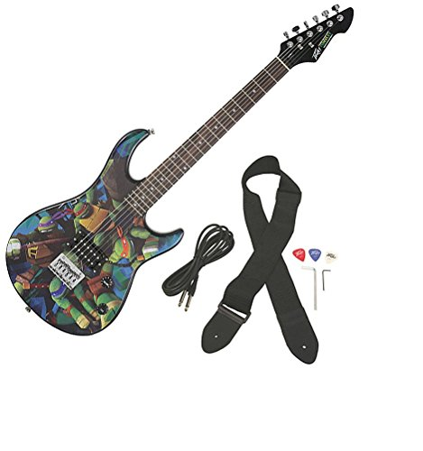 Peavey Electronics - Peavey Teenage Mutant Ninja Turtles Peavey Full-Size Rockmaster Electric Guitar