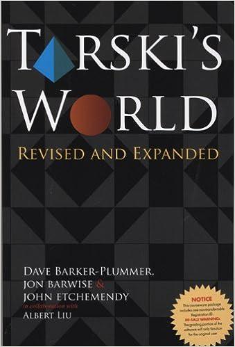 Tarski's World Epub Descargar Gratis