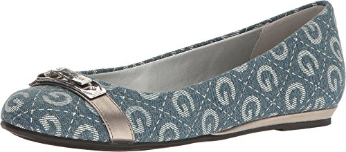 G by GUESS Women's Farrah Denim Loafer (By Guess Jeans)