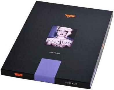 Tecco Psr290 Premium Portrait Silk Raster 100 Blatt 10x15 285g Bürobedarf Schreibwaren