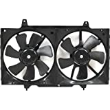 MAPM Premium ALTIMA 98-01 RADIATOR FAN SHROUD ASSEMBLY, Exc 00-01 M.T.