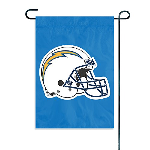 San Diego Chargers Flag: Los Angeles Chargers Garden Flags, Chargers Garden Flag