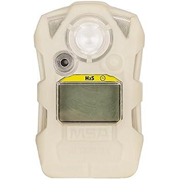 MSA 10162043 Hydrogen Sulfide H2S STD Glow-in-the-Dark ALTAIR 2X Detector