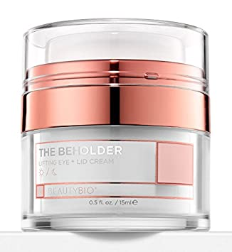 Utroligt Amazon.com: Beauty BIO The Beholder: Lifting Eye & Lid Cream, 0.5 FS99
