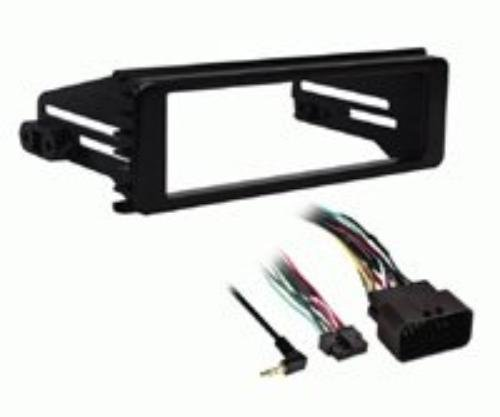 Metra 99-9600 Stereo Installation Kit for Select 1998-2013 Harley Davidson Motorcycles (Harley Davidson Motorcycle Radio)
