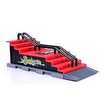 Mini Skateboard and Ramp Accessories set F#