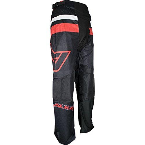 2d165f0fd48 Alkali RPD Recon Inline Hockey Pants (Black Red - SR Medium)