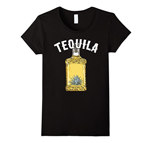 Womens Tequila, Lime and Salt Costume Set - Halloween T-Shirt Store Small Black