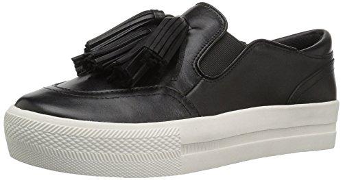 Fix Kvinna Jasper Slip-on Tofs Frans Mode Sneaker Svart