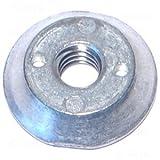 5/16-18 Spanner Nut Zinc (6 pieces)