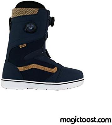 Vans Aura Boa Herren Snowboard Boots 20152016 blau Kork