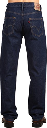 Levi's Men's 550 Relaxed-fit Jean, Rinse, 35X30