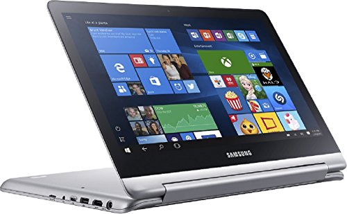 "Samsung 13.3"" Notebook 7 Spin 2 -in-1 Touchscreen FHD Laptop (6th Intel Core i5- 6200U, 8GB RAM, 1TB"