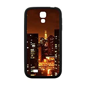 Happy City Phone Case for samsung galaxy S4 Case