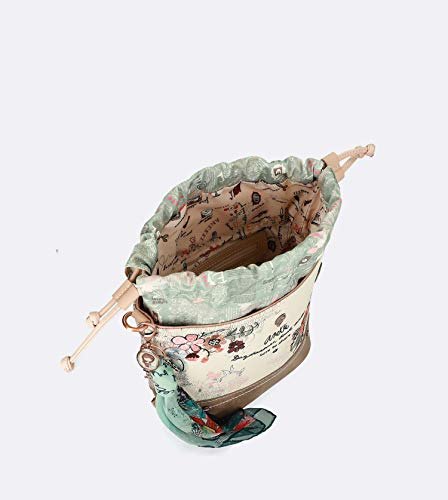 Secchiello Coulisse 31 Con 28862 A Anekke Borsa Jane EIpWz