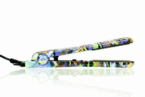 Beyond the Beauty Ceramic Hair Straightener (GRAFFITI)