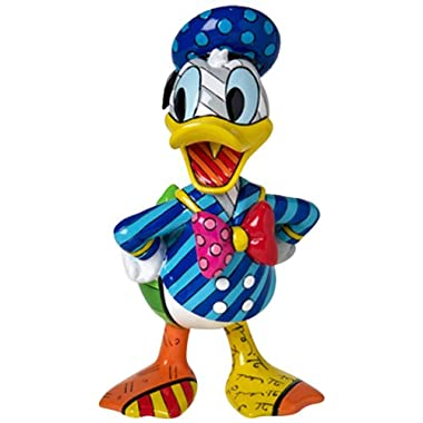 Disney by Britto from Enesco Donald Duck Figurine 7 IN
