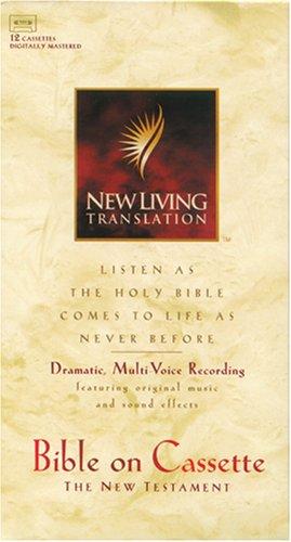 Bible on Cassette NT NLT: The New Testament (15 CD set) (Bible Audio: NLT1) by Tyndale House Publishers, Inc.