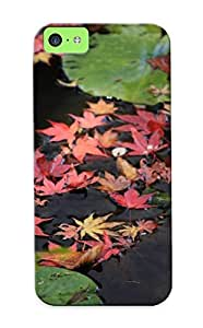 Afe34221456 Special Design Back Autumn Landscape Phone Case Cover For Iphone 5c wangjiang maoyi