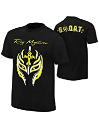 WWE Rey Mysterio Greatest Mask of All Time Youth T-Shirt