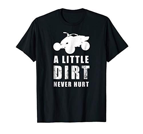 Funny ATV Quad Shirt Offroad Biker Rider Tee 4WD Gift Idea