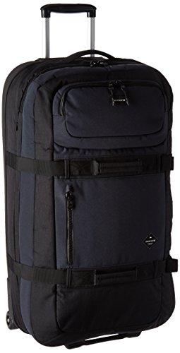 Quiksilver Men's Reach Luggage, True Black by Quiksilver