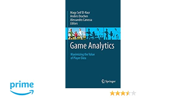 An Introduction to Game Analytics