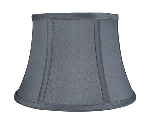 Urbanest Softback 7-inch by 10-inch by 7-inch Faux Silk Bell
