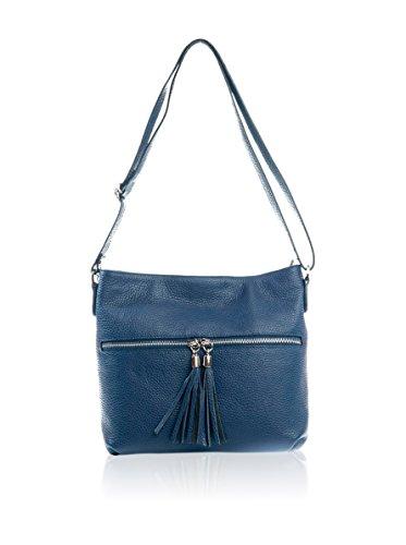 Lucca Baldi, sac fourre-tout bleu pour femme (40)