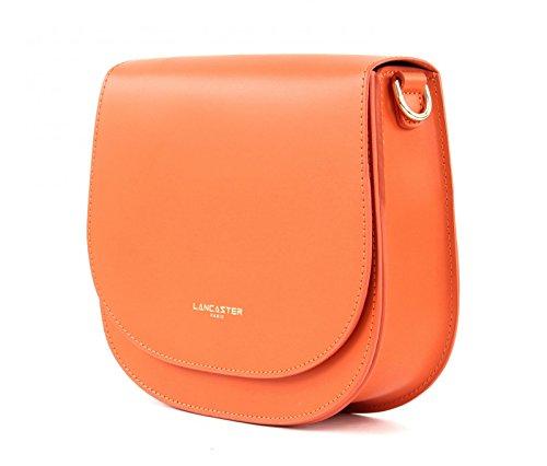 LANCASTER Camélia Crossover Bag Orange