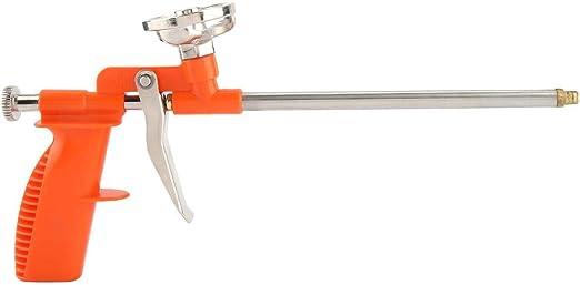 sellar Rellenar Hyuduo Pistola de dispensaci/ón de Espuma Aislante Pistola de expansi/ón de Espuma calafatear Usar en la Oficina de la Escuela en casa
