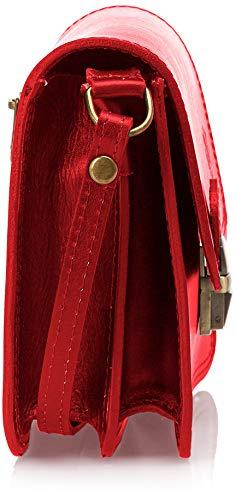 Sacs Rouge rosso Épaule Chicca Borse Cbc7703tar Portés vwHqnxSnAa