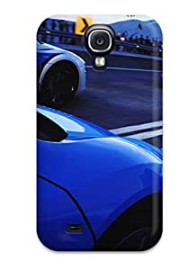 Flexible Tpu Back Case Cover For Galaxy S4 - Driveclub