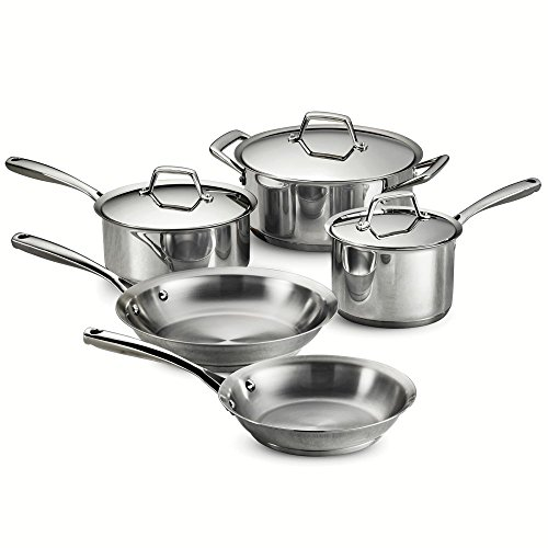 Tramontina 80101/201DS Gourmet Prima 8 Piece Cookware Set
