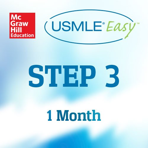 USMLE Step 3, 1 Month