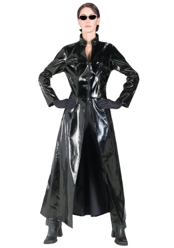 The Matrix: Trinity Adult Costume -