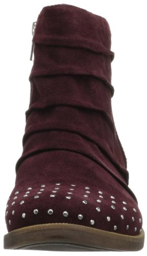 Women's Gurrl Suede Cole Burgundy Sup Kenneth REACTION wFIOqEHv