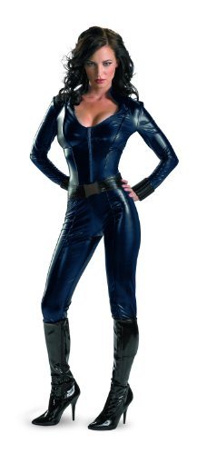 Disguise Marvel Women's  Black Widow Sassy Adult,Multi,M (8-10) Costume