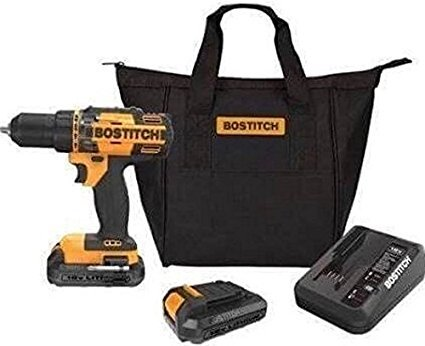 Bostitch Lithium 1/2 in. Drill/Driver