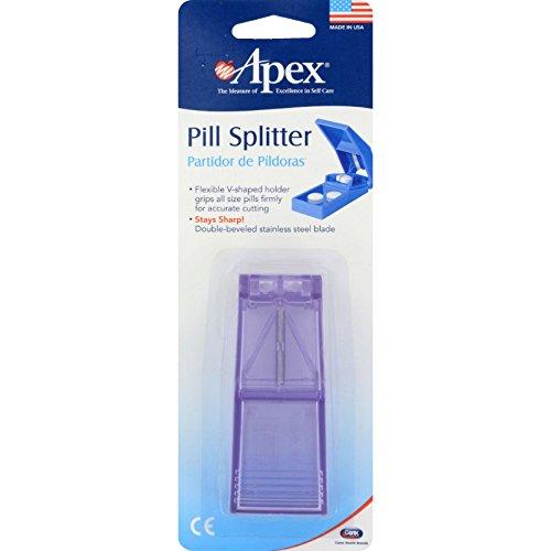 Apex Pill Splitter 1 ea