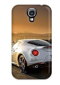 Galaxy S4 Case Slim [ultra Fit] Alfa Romeo 4c Protective Case Cover