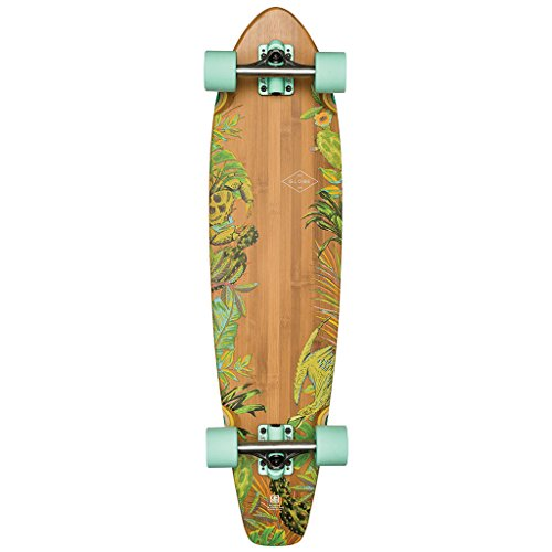 Globe The All-Time Bamboo Complete Skateboard,Prickly Pear,3