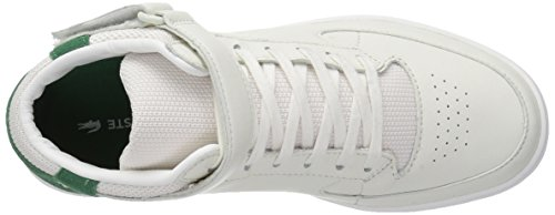 Lacoste Mens Turbo 117 1 Sneaker Moda Casual Scarpa Off White