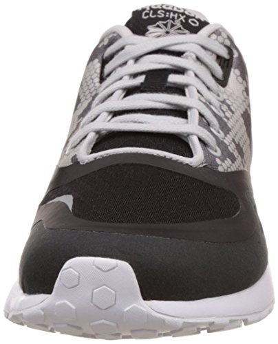 Reebok Clshx Runner Gp, Zapatillas de Running para Hombre Gris / Negro / Blanco (Steel/Black/White)