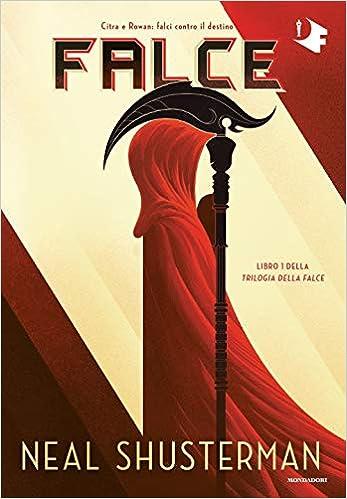 cover libro Falce di Neal Shusterman