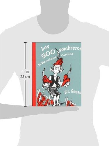 Los 500 sombreros de Bartolomé Cubbins by Lectorum Pubns (Juv)