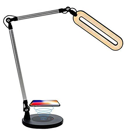 Cargador inalámbrico para lámpara de escritorio LED ...