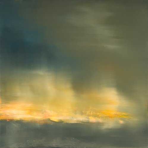 The Subtle Nuance of Evening - Limited Edition on Canvas - Large