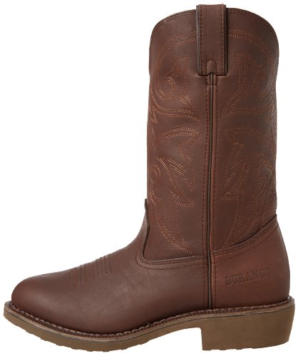 equitazione workboot stivali occidentali stivali Weite FR104 Marrone Brown Ee Durango da IwBfgxq
